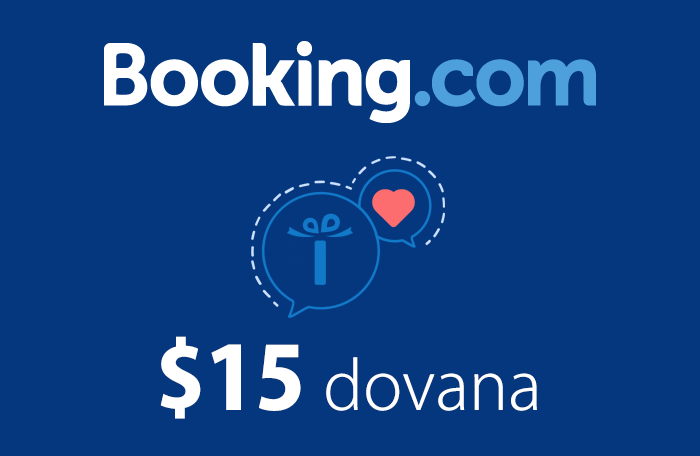 Booking.com dovana